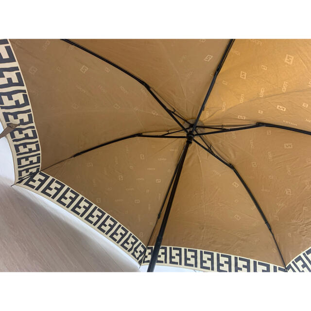 FENDI(フェンディ)の【FENDI】折りたたみ傘 レディースのファッション小物(傘)の商品写真