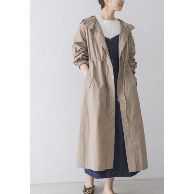 URBAN RESEARCH(アーバンリサーチ)の【完売品】アーバンリサーチ薄手コート レディースのジャケット/アウター(スプリングコート)の商品写真