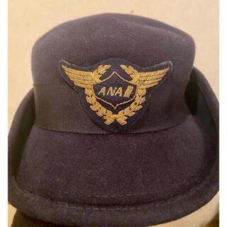 エーエヌエー(ゼンニッポンクウユ)(ANA(全日本空輸))のANA CA 制帽(航空機)