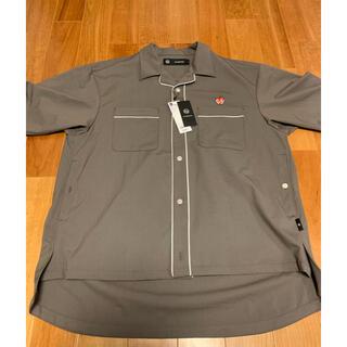 GU - GU アンダーカバー パイピングシャツ