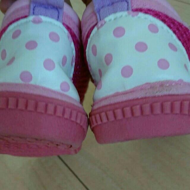 キッズ サンダル 14㎝ マリンサンダル キッズ/ベビー/マタニティのベビー靴/シューズ(~14cm)(サンダル)の商品写真
