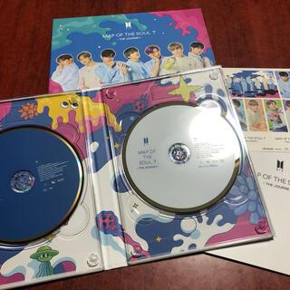 ボウダンショウネンダン(防弾少年団(BTS))のBTS  MAP OF THE SOUL7  THE JOURNEY(K-POP/アジア)