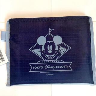 Disney - ディズニーリゾート エコバック ショッピングバッグ 大