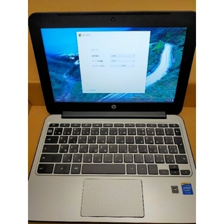 HP - HPChromebook 11 G3Notebook PC