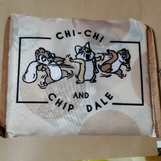 シマムラ(しまむら)のCHIP&DALE  エコバッグ(日用品/生活雑貨)