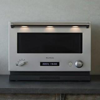 BALMUDA - BALMUDA バルミューダデザイン オーブンレンジ K04A-SU シルバー