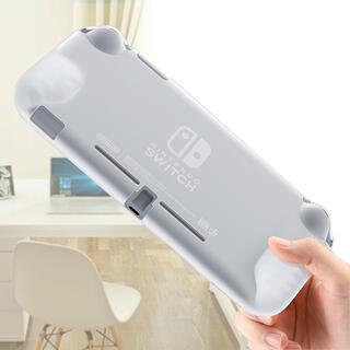 Switch Lite 半透明 ソフトケース カバー(その他)