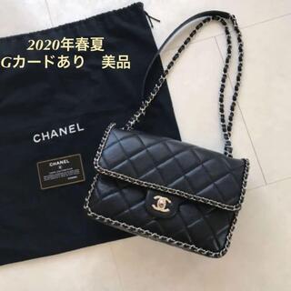 CHANEL - 最終値下げ CHANEL 2way マトラッセ チェーン ショルダー 美品
