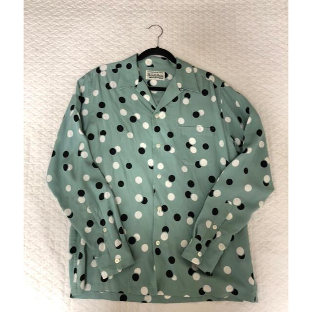 WACKO MARIA(ワコマリア)のWACKO MARIA DOTS HAWAIIAN SHIRT メンズのトップス(シャツ)の商品写真