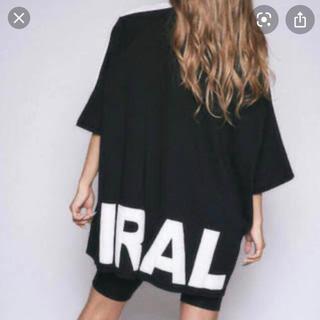 GYDA - IRAL オーバーTシャツ