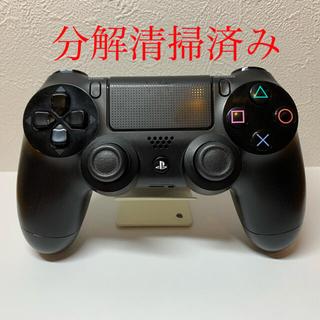 プレイステーション4(PlayStation4)のSONY PS4 純正 コントローラー DUALSHOCK4 ブラック(その他)