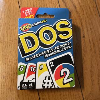 DOS UNO カードゲームん(トランプ/UNO)