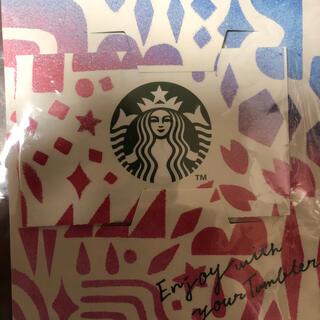 スターバックスコーヒー(Starbucks Coffee)のスターバックス ドリンクチケット 福袋(フード/ドリンク券)