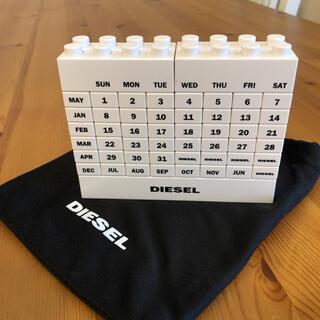 ディーゼル(DIESEL)のDIESEL ディーゼル カレンダー ノベルティ(ノベルティグッズ)