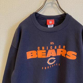 サンタモニカ(Santa Monica)の90s BEARS NFL スウェット ゆるだぼ  vintage(トレーナー/スウェット)