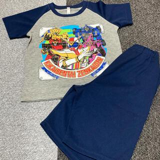 ゼンカイジャー 半袖 Tシャツ パジャマ 半ズボン 上下セット 110 新品(パジャマ)