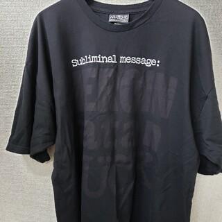 アナーキックアジャストメント(ANARCHIC ADJUSTMENT)のアナーキックアジャストメントTシャツANARCHIC ADJUSTMENT XL(Tシャツ/カットソー(半袖/袖なし))