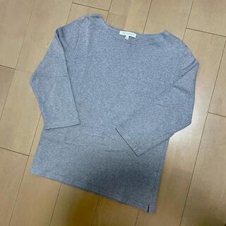 アーバンリサーチ(URBAN RESEARCH)のURBAN RESEARCH アーバンリサーチ ロンT カットソー グレー(Tシャツ/カットソー(七分/長袖))