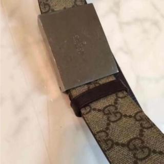 グッチ(Gucci)のGUCCI ベルト グッチ モノグラム レザー(ベルト)