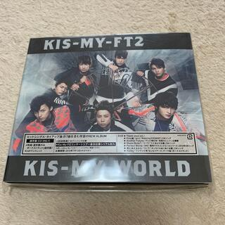 Kis-My-Ft2 - Kis-My-Ft2  KIS-MY-WORLD
