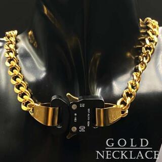 ゴールド ネックレス カレッジリング シルバー925 アクセサリー A363 K