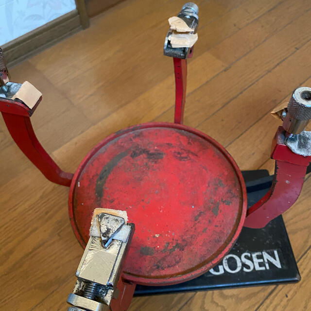 GOSEN(ゴーセン)のバドミントンガット 張り機 GOSEN スポーツ/アウトドアのスポーツ/アウトドア その他(バドミントン)の商品写真