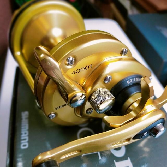 SHIMANO(シマノ)の新品✨箱付✨SHIMANO✰KAIKON海魂4000T スポーツ/アウトドアのフィッシング(リール)の商品写真