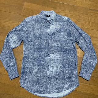 チープマンデー(CHEAP MONDAY)のCHEAP MONDAY モザイクプリントシャツ(シャツ)