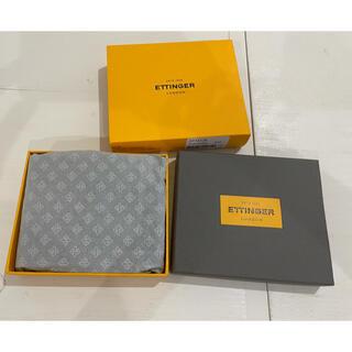 エッティンガー(ETTINGER)のエッティンガー 財布 ターコイズ(折り財布)
