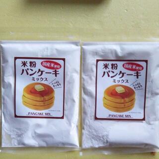 米粉パンケーキミックス×②(米/穀物)
