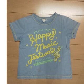 エニィファム(anyFAM)のany FAM の半袖Tシャツ(120サイズ)(Tシャツ/カットソー)