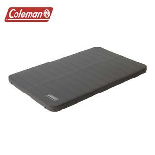 コールマン(Coleman)のコールマン キャンパーインフレーターマットハイピーク/ダブル(寝袋/寝具)