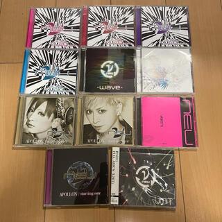 ν [neu] mitsu CD 11枚セット まとめ売り バラ売り可(ポップス/ロック(邦楽))