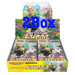 ポケモン(ポケモン)の強化拡張パック イーブイヒーローズ2BOX(Box/デッキ/パック)
