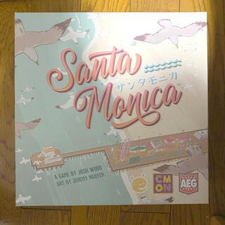 サンタモニカ 日本語版 ボードゲーム