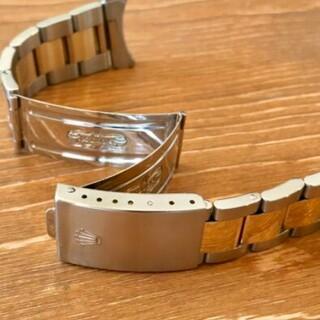 ROLEX - 極美品 汎用 ◆ロレックス ◆交換用 金属ベルト 20mm