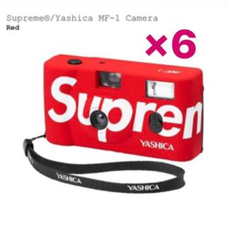 """シュプリーム(Supreme)のSupreme / Yashica MF-1 Camera """"Red""""(フィルムカメラ)"""