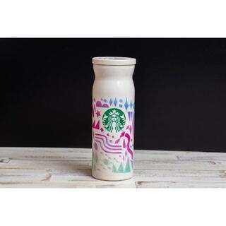 スターバックスコーヒー(Starbucks Coffee)のスターバックス ステンレスタンブラー 福袋2021限定デザイン (タンブラー)