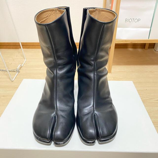 Maison Martin Margiela(マルタンマルジェラ)のMaison Margiela 足袋ブーツ tabi boots メンズの靴/シューズ(ブーツ)の商品写真