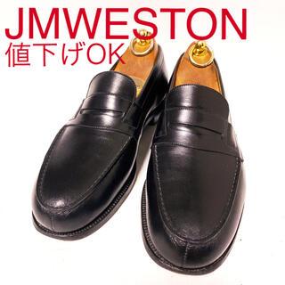 J.M. WESTON - 609.JMWESTON シグネチャーローファー 180 旧ロゴ 6C