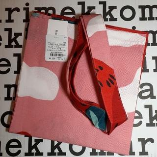 marimekko - マリメッコ トートバッグ ファブリックバッグ