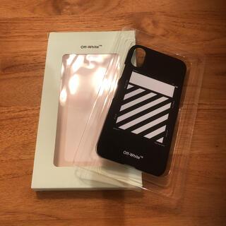 OFF-WHITE - OFF White iPhoneXカバー 新品未使用