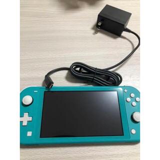 Nintendo Switch - 美品*Switch*ライト*ターコイズ