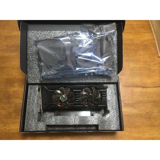 Palit GeForce GTX1070 8GB DUAL スマホ/家電/カメラのPC/タブレット(PC周辺機器)の商品写真