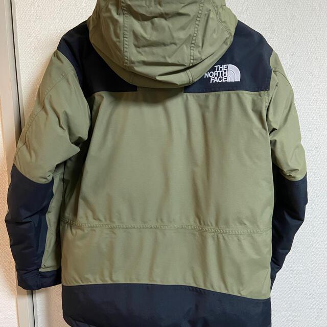 THE NORTH FACE(ザノースフェイス)のノースフェイス マンテンダウンパーカ ND91700R 送料込み メンズのジャケット/アウター(ダウンジャケット)の商品写真
