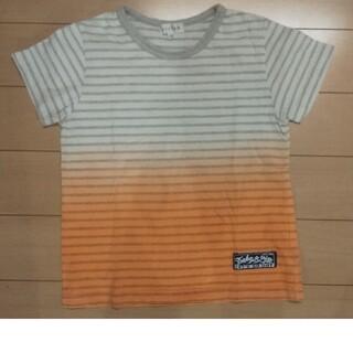 エニィファム(anyFAM)のanyFAM の半袖Tシャツ(120サイズ)(Tシャツ/カットソー)