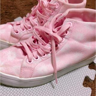 アディダス(adidas)のアディダス インヒールスニーカー(スニーカー)