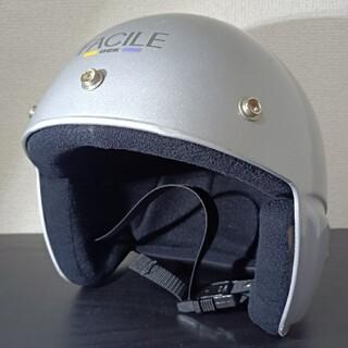 オージーケー(OGK)のOGK ジェットヘルメット ミラーシールド付(ヘルメット/シールド)