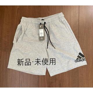 adidas - アディダス  ハーフパンツ ブラック シングルジャージー short