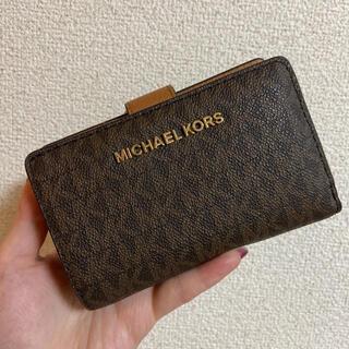 Michael Kors - 【極美品】マイケルコース 2つ折り財布